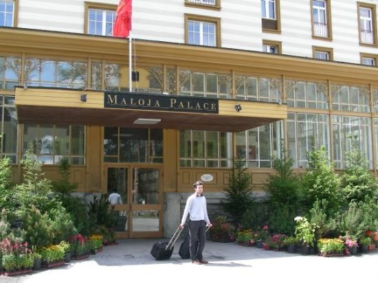 Maloja, Swiss: check out