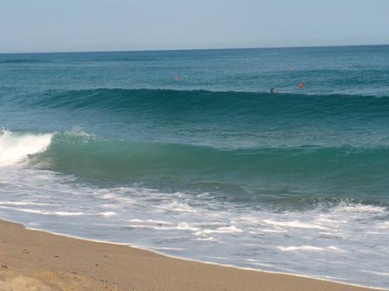 Badesi, Italien: sardinia waves