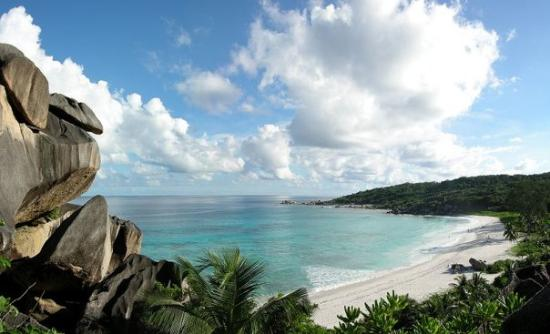 La Digue Bild