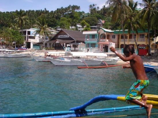 Sabang Beach Puerto Galera Philippines