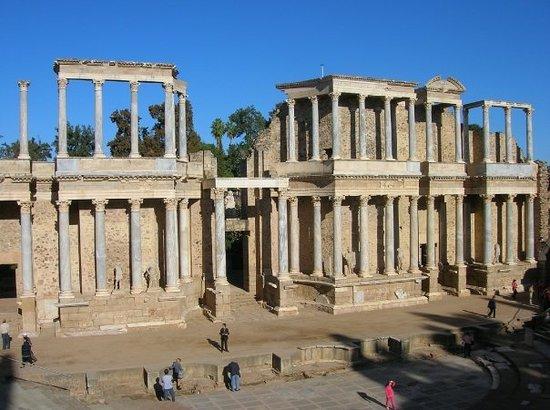 古罗马剧院