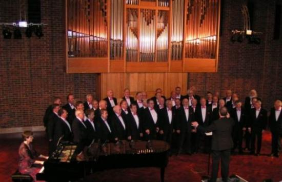 Blaenavon Male Voice Choir - one of the best
