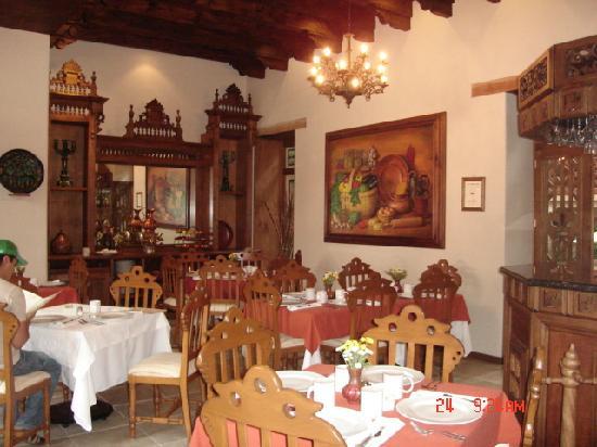 Hotel Mi Solar: el restaurante