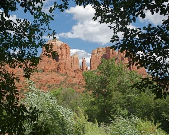 Cathedral Rock!!!!