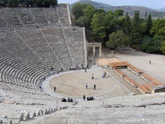 Restaurants in Epidavros