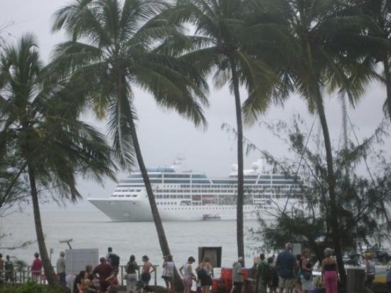 Ile Royale, Guiana Francesa: Royal Princess