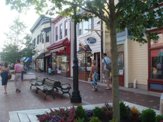 Washington Street Mall (Cape May) : 2018 Ce qu'il faut ...
