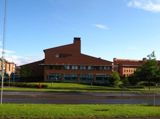 Skovde High School Sweden Picture Of Skovde Vastra Gotaland County Tripadvisor