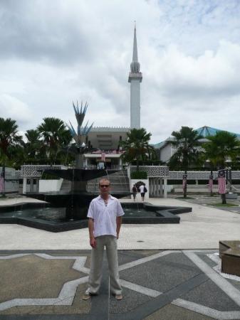 National Mosque (Masjid Negara) ภาพถ่าย