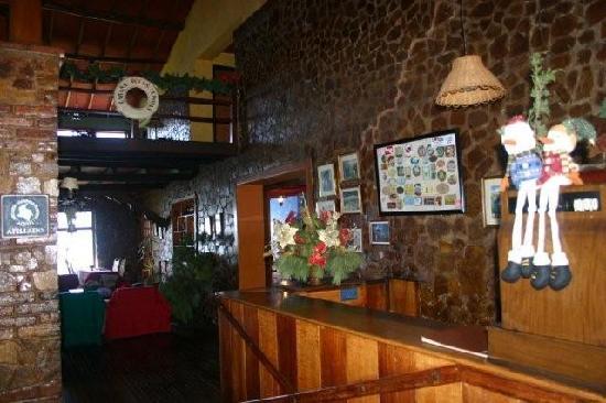 Aquitania, Colombia: Lobby