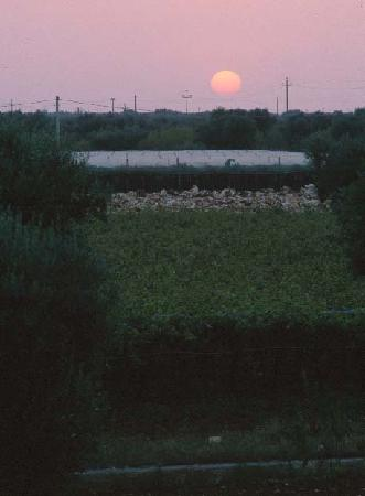A Conversano Sunset