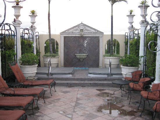 Hotel Grano de Oro San Jose: Jacuzzi