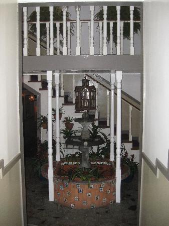 Hotel Grano de Oro San Jose: Fountain
