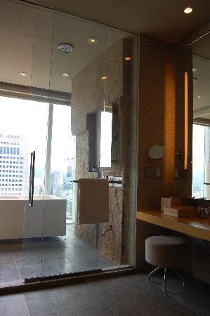 Park Hyatt Seoul: Bathroom