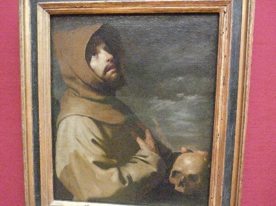 พิพิธภัณฑ์ศิลปะเดิม: スルバランの聖フランチェスコ