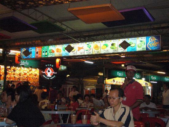 Red Garden Food Paradise & Night Market : 賑わってます