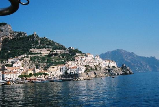Santa Maria di Castellabate, Italy: Amalfi Coastline, Italy