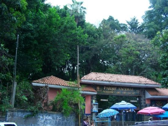 Uruapan, Mexico: Parque Nacional