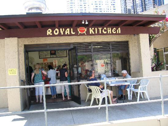 Royal Kitchen Baked Manapua Picture of Hawaii Food Tours – Royal Kitchen