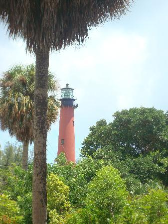 Turtle Reef Club: Jupiter Lighthouse