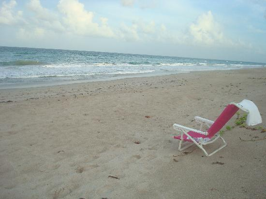 Turtle Reef Club: Just a lazy afternoon - no crowds