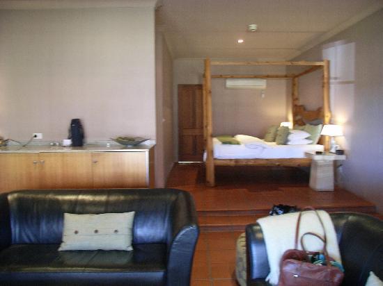 Spicers Vineyards Estate: Inside our room