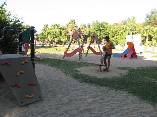 Camping Le Soleil : Area giochi