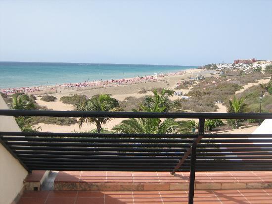 SBH Crystal Beach Hotel & Suites : vistas desde la terraza de la habitación
