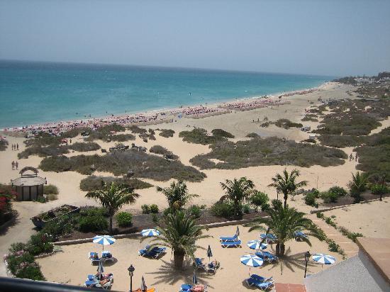 SBH Crystal Beach Hotel & Suites: vistas desde la piscina