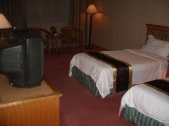 New World Hotel : 室内