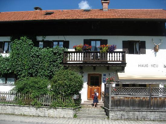 Gästehaus Neu: guesthouse