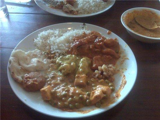 Food Near Assumption College