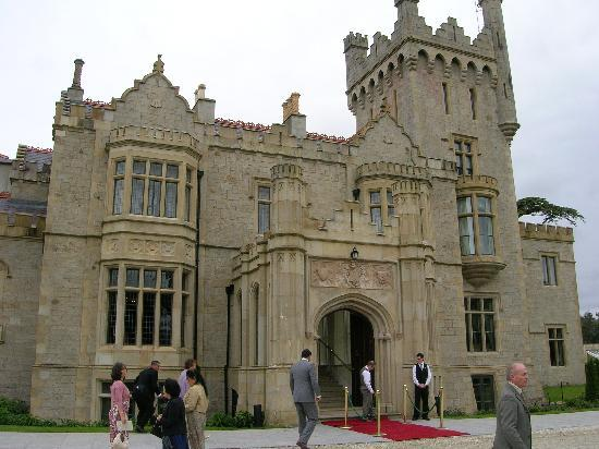 Lough Eske Castle, a Solis Hotel & Spa : Getting ready for the bride and groom
