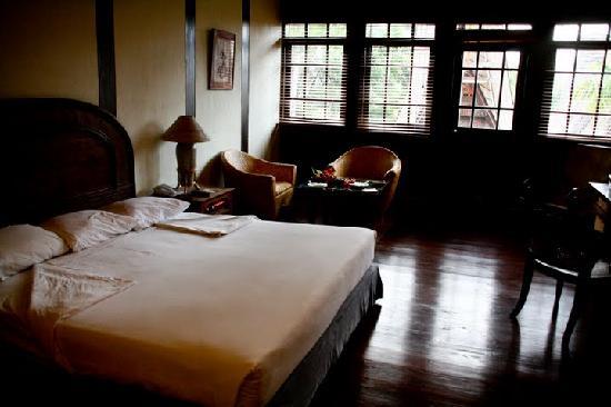 La Camera Da Letto Picture Of Toraja Heritage Hotel Rantepao