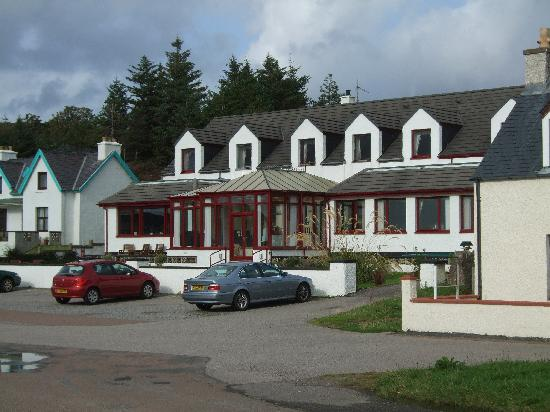 Gairloch, UK: Myrtle Bank Hotel