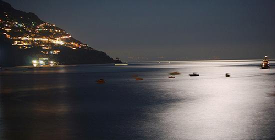 Il San Pietro di Positano: Positano at Night