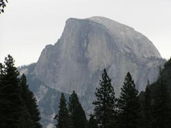 Yosemite's A Haven of Rest Bed & Breakfast: Yosemite's Half Dome
