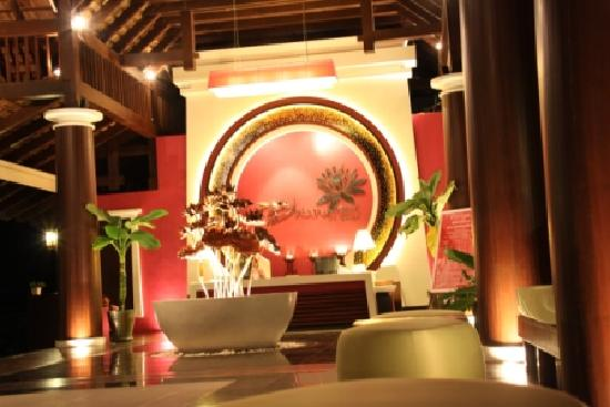 Bhundhari Spa Resort & Villas Samui: HALL HOTEL