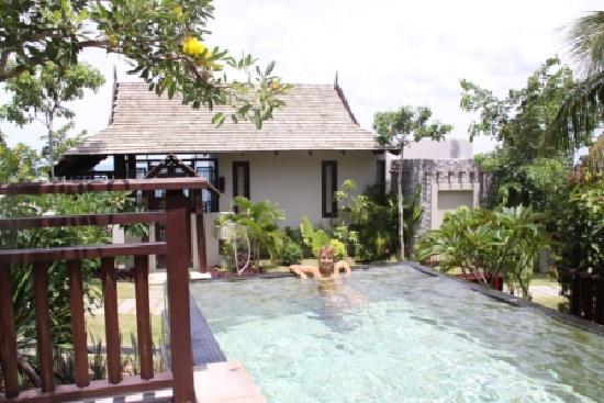 """Bhundhari Spa Resort & Villas Samui: HABITACION CON """"VISTAS AL MAR"""""""