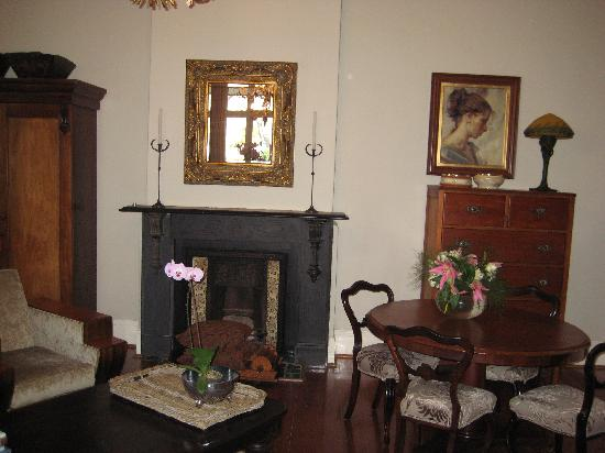 Osborne Guest House: Guest lounge