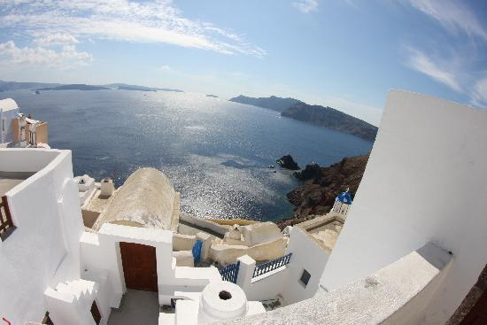 Landscape - Art Maisons Luxury Santorini Hotels Aspaki & Oia Castle: .