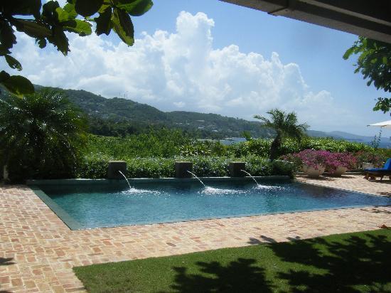 Round Hill Hotel & Villas: Cottage 23 Pool