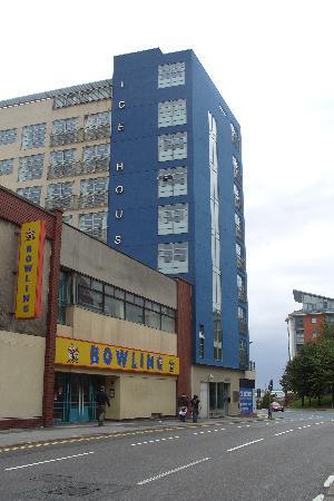 Premier Suites Nottingham: Entrance1