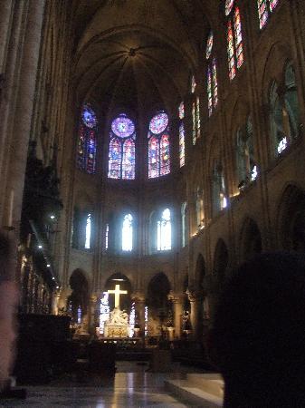 ปารีส, ฝรั่งเศส: Notre Dame Cathedral