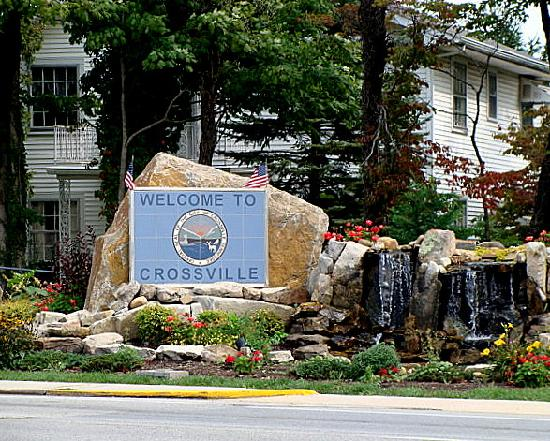 Royal Inn Crossville: WELCOME TO CROSSVILLE, TN