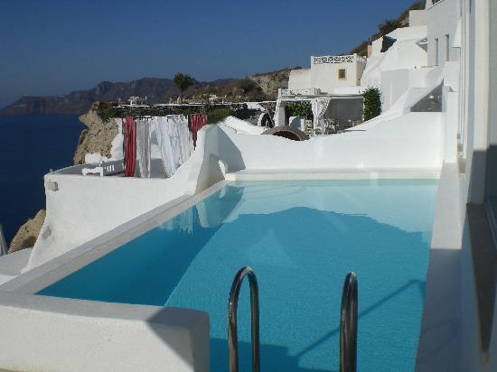 Andronis Luxury Suites: Pool Suite pool