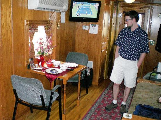 Iron Mountain Railway: Caboose