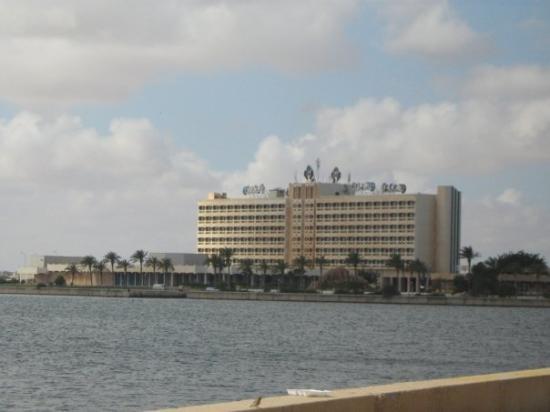Benghazi hotel Uzo