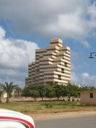 Benghazi Islamic building