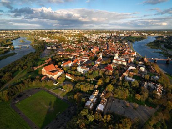 Κάουνας, Λιθουανία: the old town of Kaunas